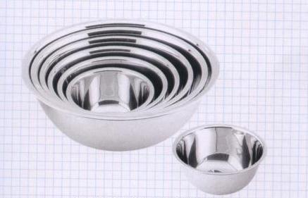 加厚不锈钢碗 东莞市金达厨具设备有限公司图片