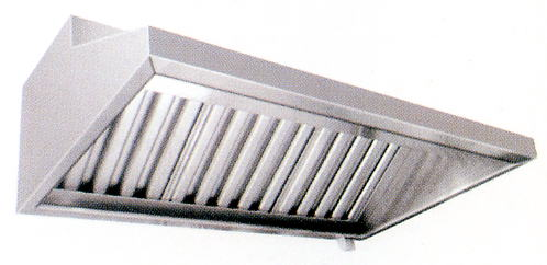 不锈钢油网抽油烟罩