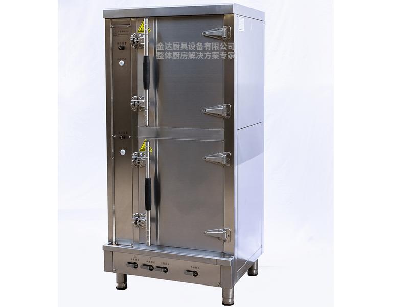一体机双门双控蒸汽柜(燃气/电能)