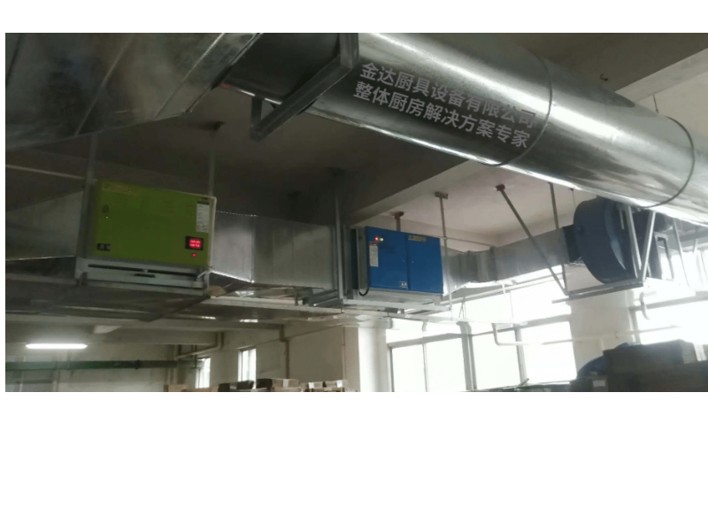 风机连油烟净化器系列