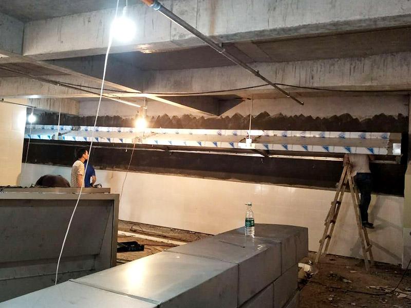 厨房油烟系统