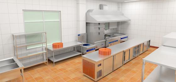 厨房油烟治理工程设计方案