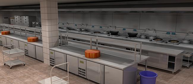厨房改造工程设计方案